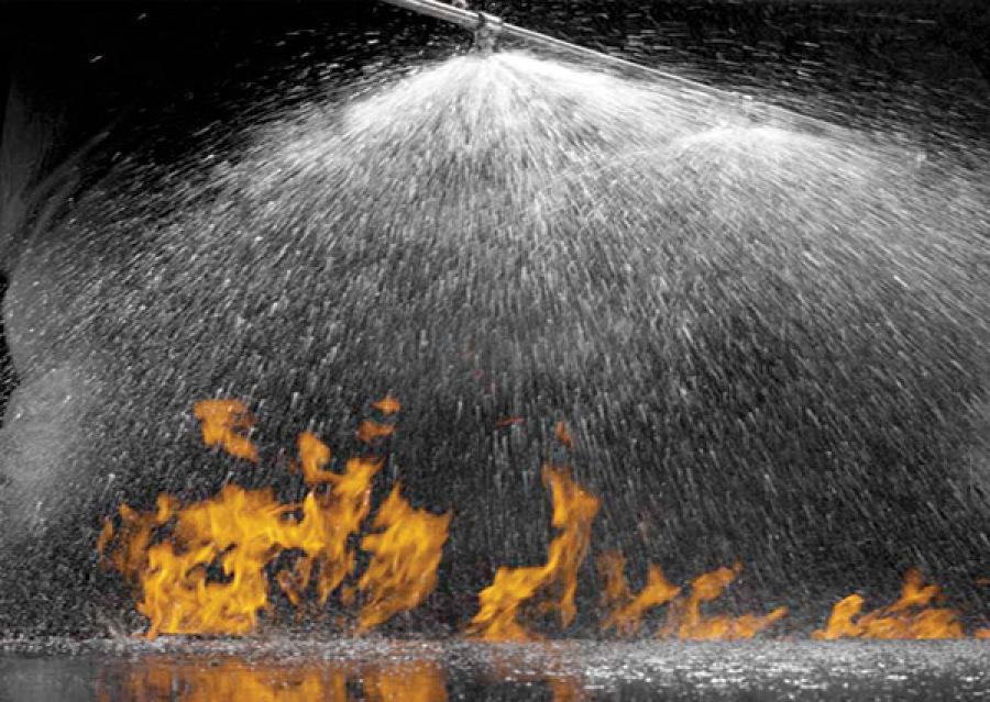 Arssitecte Extinction Automatique 224 Eau Sprinkler